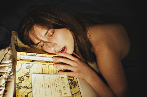 Значение поз спящего человека