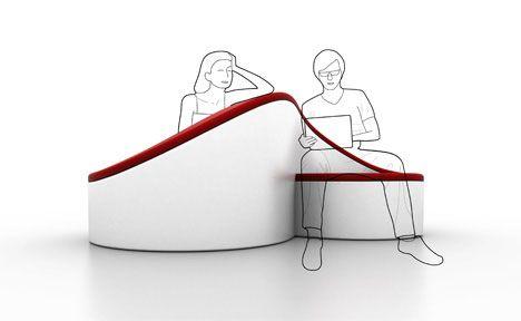 Самые смелые решения дизайнеров мебели