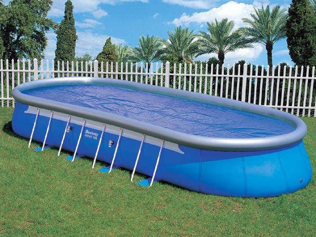 Надувной бассейн для детей, рекомендации по выбору