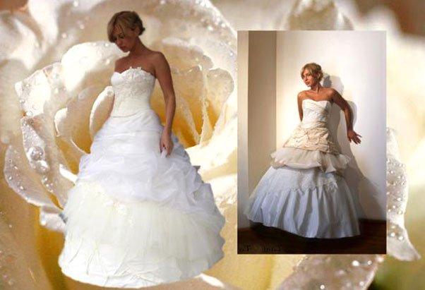 Свадебное платье - трудности выбора