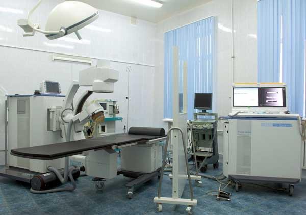 Центры урологии