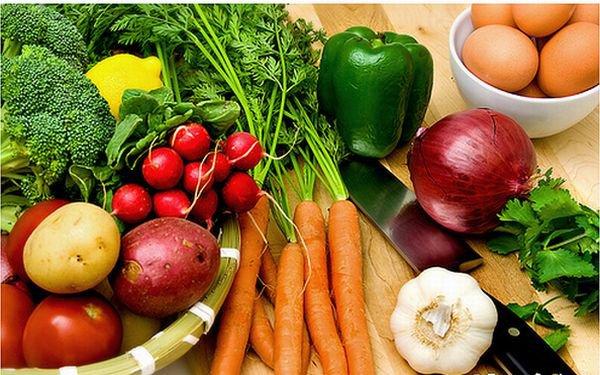 Вегетарианство для похудения