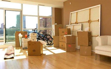 Как организовать переезд на другую квартиру