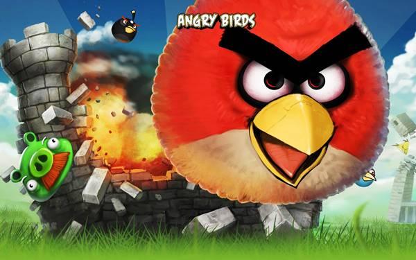 Птичек лучше не сердить!