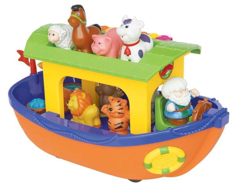 Какие игрушки покупать ребенку 1-3 лет