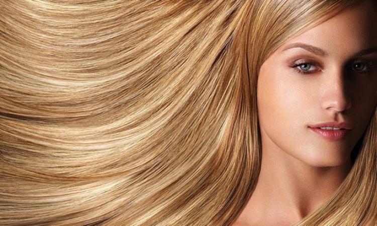 Выпрямление и мелирование на темные волосы