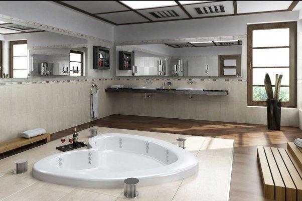 Выбор сантехнических изделий для загородных домов