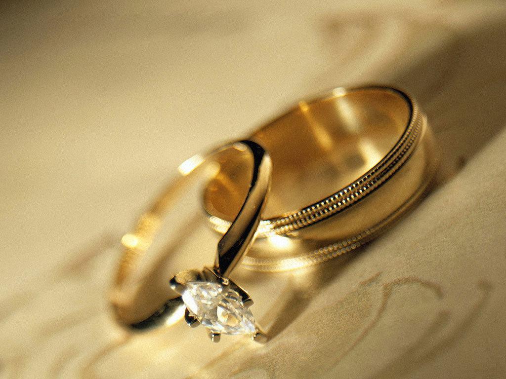 Кольца на свадьбу и юбилей