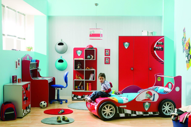 Советы по оформлению детской комнаты мальчика