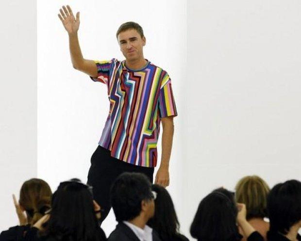 Раф Симонс представил дебютную коллекцию в качестве креативного директора Christian Dior
