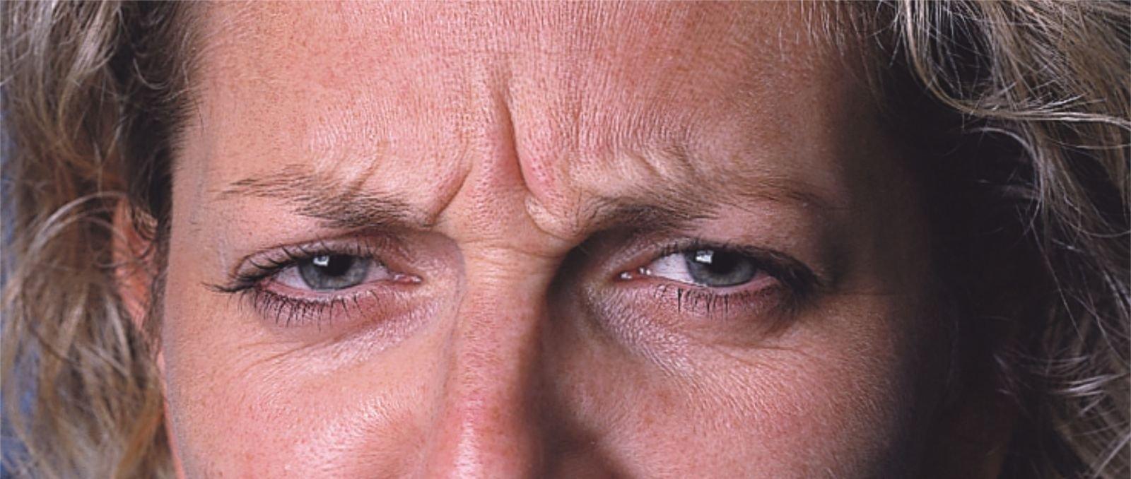 Морщины. Причины их появления и способы предотвращения появления  морщин
