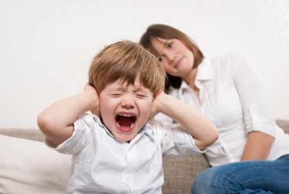 «Делай все наоборот», или кризис трех лет у ребенка