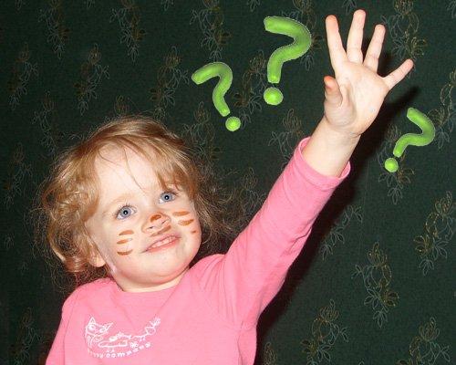 Вопросы детей и как на них отвечать