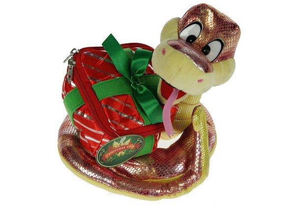Какие сделать подарки на Новый Год Змеи