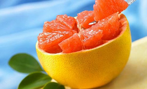 Грейпфрут побеждает рак