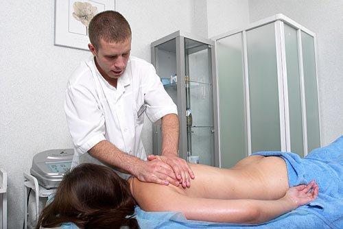Спортивный массаж – помощь для желающих быть здоровыми
