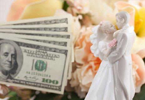 Что лучше дарить на свадьбу