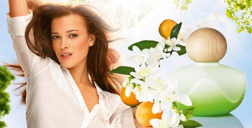 Благоухание природы в новом аромате от Oriflame