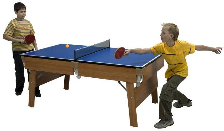 Вы живете в частном доме? Тогда купите стол для настольного тенниса и эллиптический тренажер