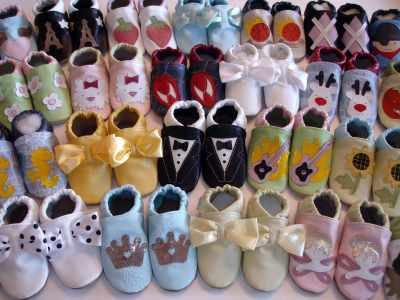 Детская обувь: несколько правил для родителей