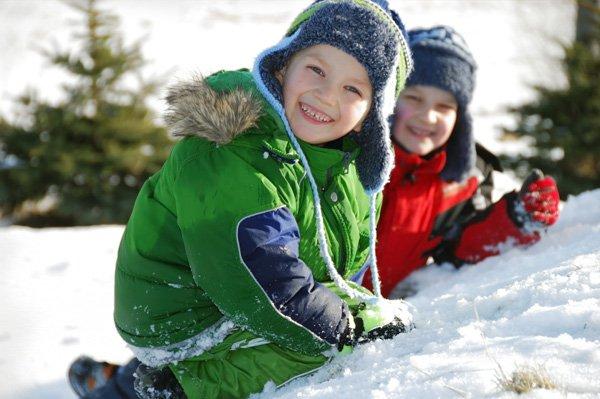 Выбираем комфортную зимнюю одежду своему ребенку