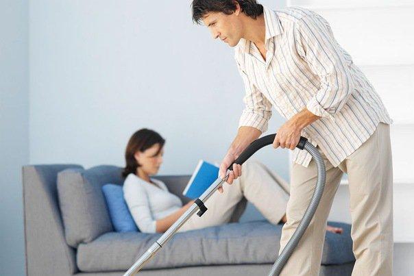 Чем бы его занять, или как научить мужчину помогать по дому