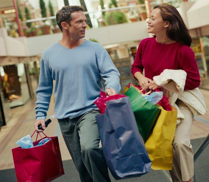 Психология семейной жизни: совместный шопинг