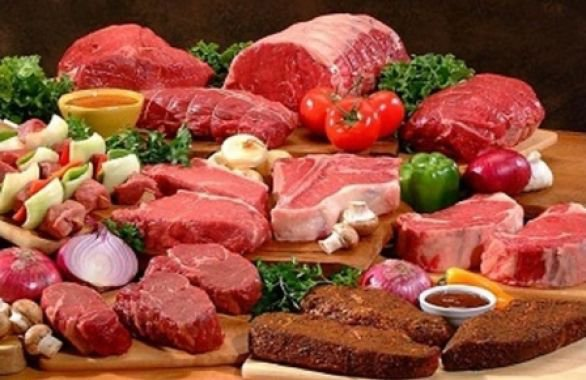 Мужчина и мясо: роман на всю жизнь!