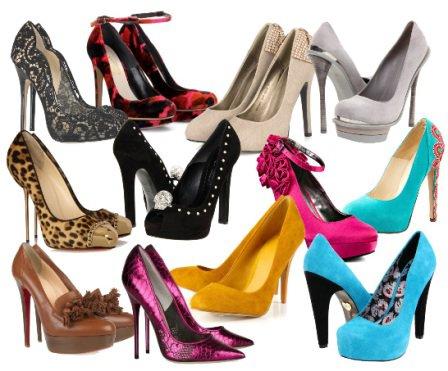 Модные туфли-2012
