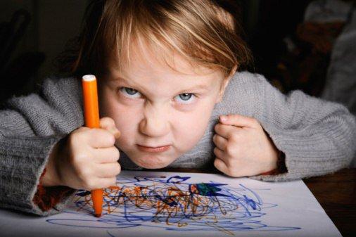 Агрессия у детей в раннем возрасте