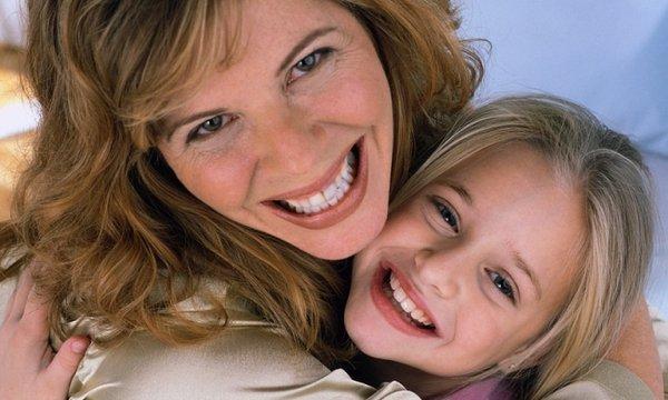 Натуральная косметика для мам и дочек
