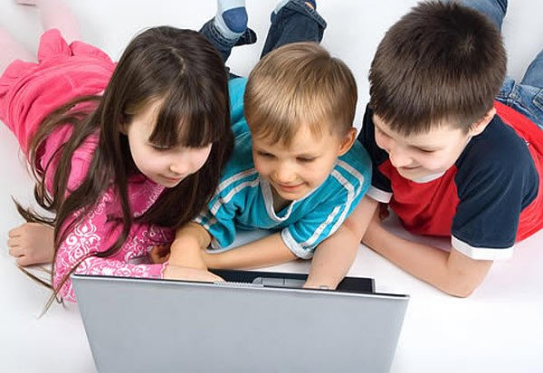 Компьютер детям можно, если осторожно!
