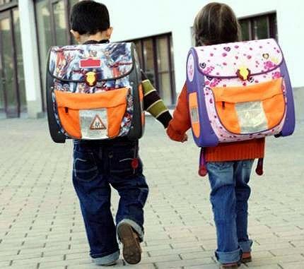 Приучим ребенка к самостоятельности, или как выбрать детский рюкзак?
