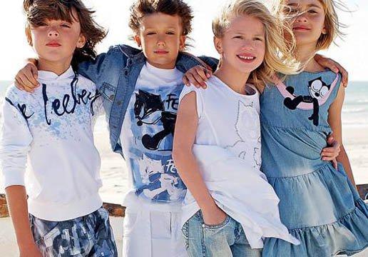 Одеваем деток удобно и стильно