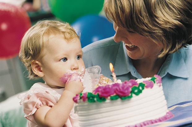 Первые Дни рождения ребенка должны пройти на высоком уровне. Это