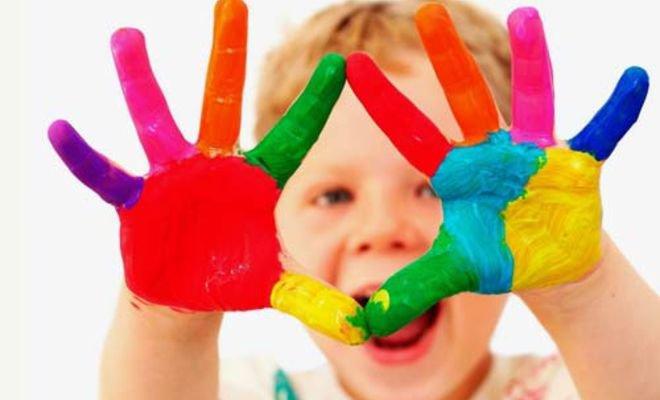 Учимся познавать мир в красках