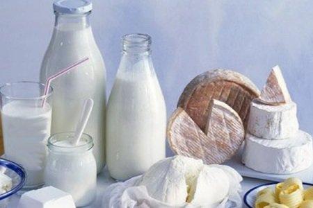 Правила выбора молочных продуктов детям