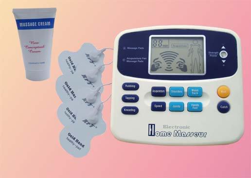 Миостимулятор – ваш личный домашний массажер