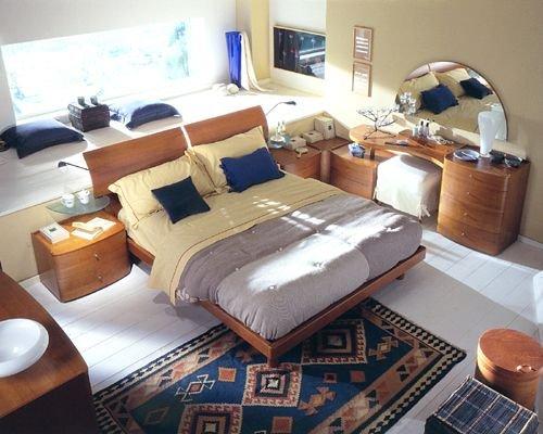 Выбираем интерьер для спальни