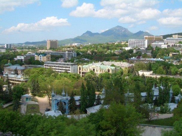 Пятигорск, город в котором можно отдохнуть и поправить здоровье