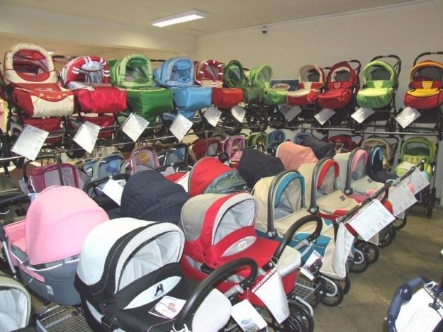 Выбор колясок для детей