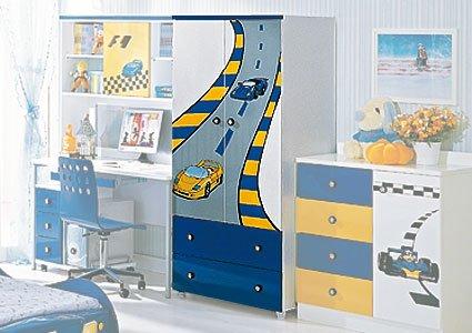 Покупаем шкаф для ребенка