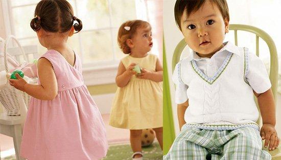 Детская одежда: чем моднее – тем натуральнее