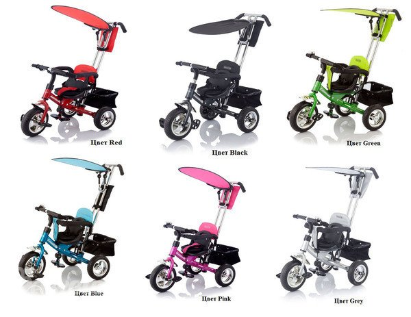 Велосипед для ребенка Lexus Trike Classic