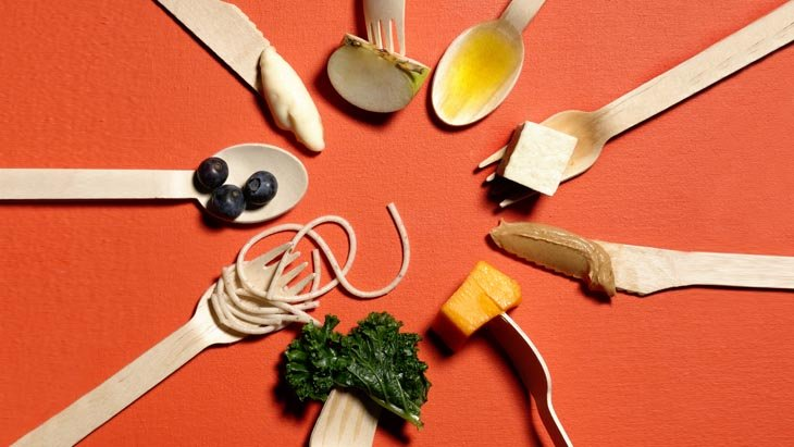 Раздельное питание, как самая древняя диета