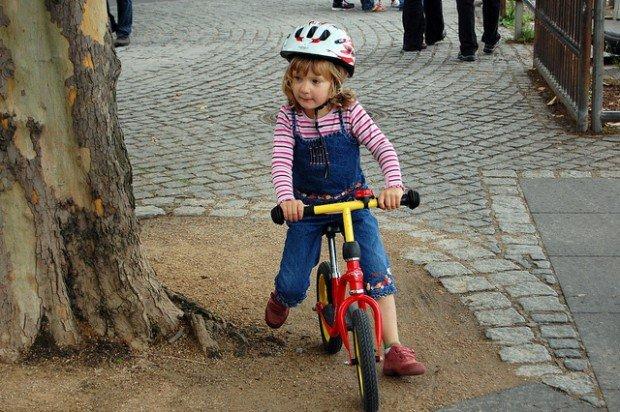 Велосипед для ребенка: развитие и радость