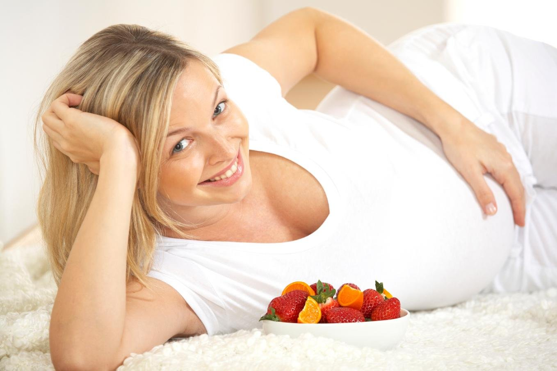 Особенности питания во время беременности