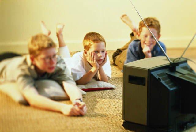Влияние современных мультфильмов на психику ребенка