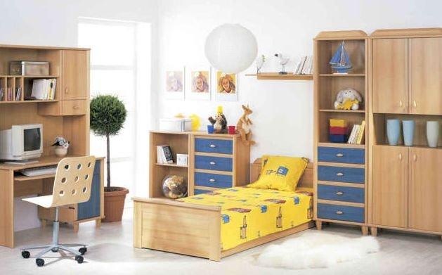 Какая мебель подходит для детской комнаты?