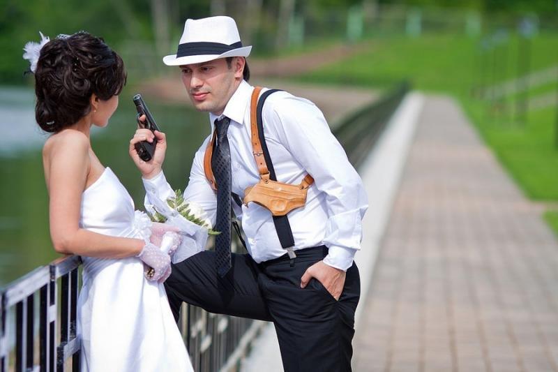 Тематическая свадьба, или идем против стереотипов!